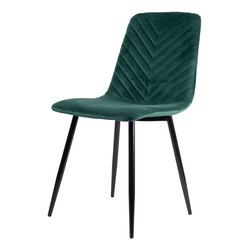 Lilly Chaise - Vert   Velours