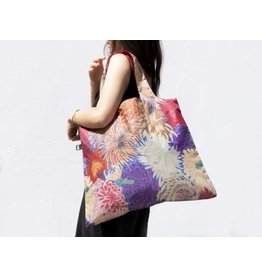 Loqi Bag Museum Collectie  Japanese Chrysanthemum