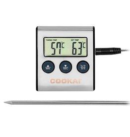 Cookai Kerntemperatuurmeter en timer digitaal