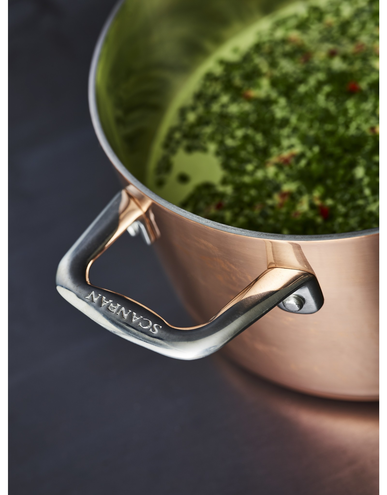 Scanpan Maitré D'  kook/braadpan 20 cm 3,5L inductie