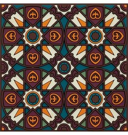 Image 'd Orient Onderzetter 6 stuks