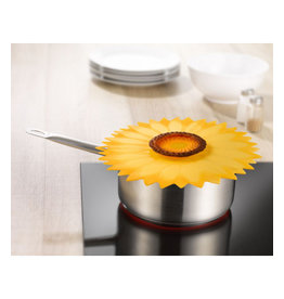 Charles Viancin Siliconen deksel Sunflower *New*