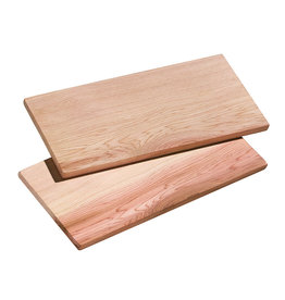 Küchenprofi Cederhouten plank SMOKY BBQ