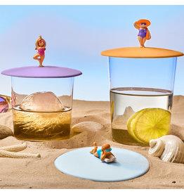 Lurch Zomer glasdeksels Beach Girls