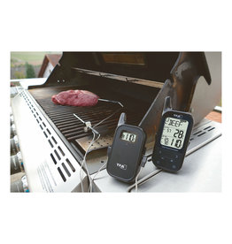 Draadloze grill / oven thermometer KÜCHEN-CHEF TWIN