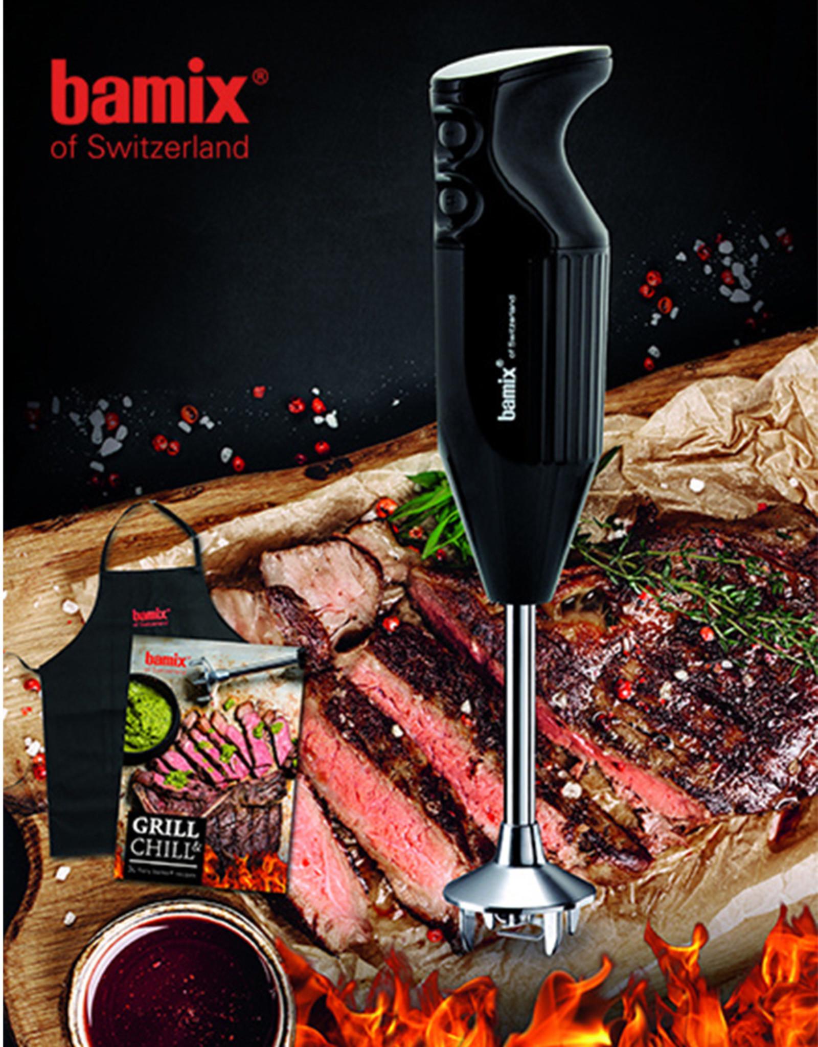 Bamix BBQ box M200 Zwart Het Kookeiland