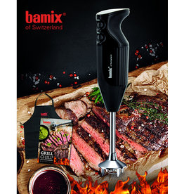 Bamix BBQ-box M200 Zwart