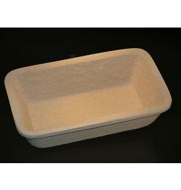 Rijsmand lang glad hoekig 750 gram