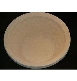 Rijsmand rond 750 gram glad
