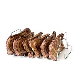 vlees- en ribrek uit rvs