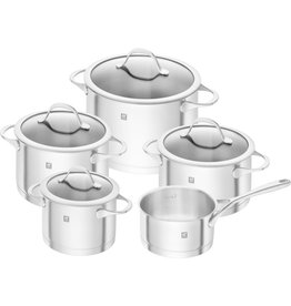 Zwilling Essence 5 delige pannenset