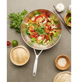 Demeyere Industry wok 30cm