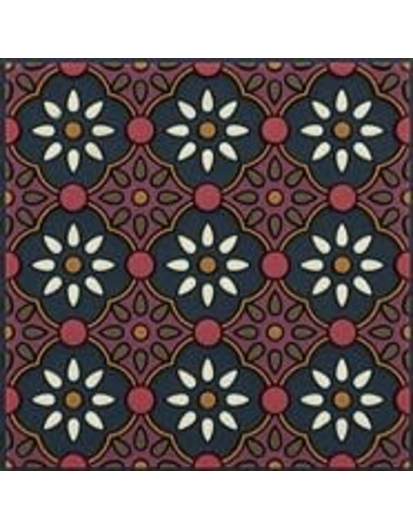 Image 'd Orient Onderzetter 1 st Zahra white