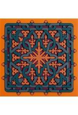 Image 'd Orient Onderzetter set van 2 Vagabonde Crochet Soie