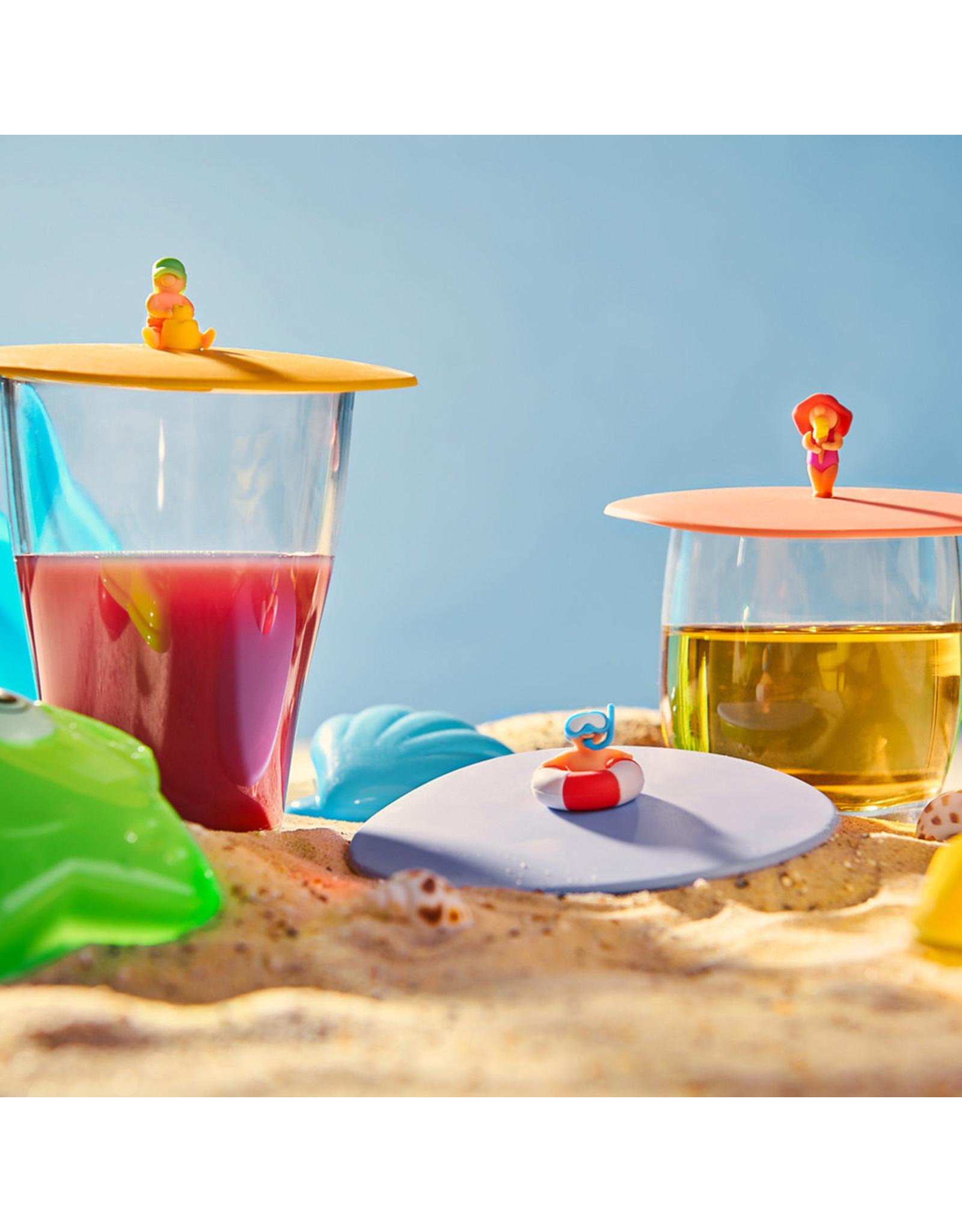 Lurch Beach Kids Zomer glasdeksel