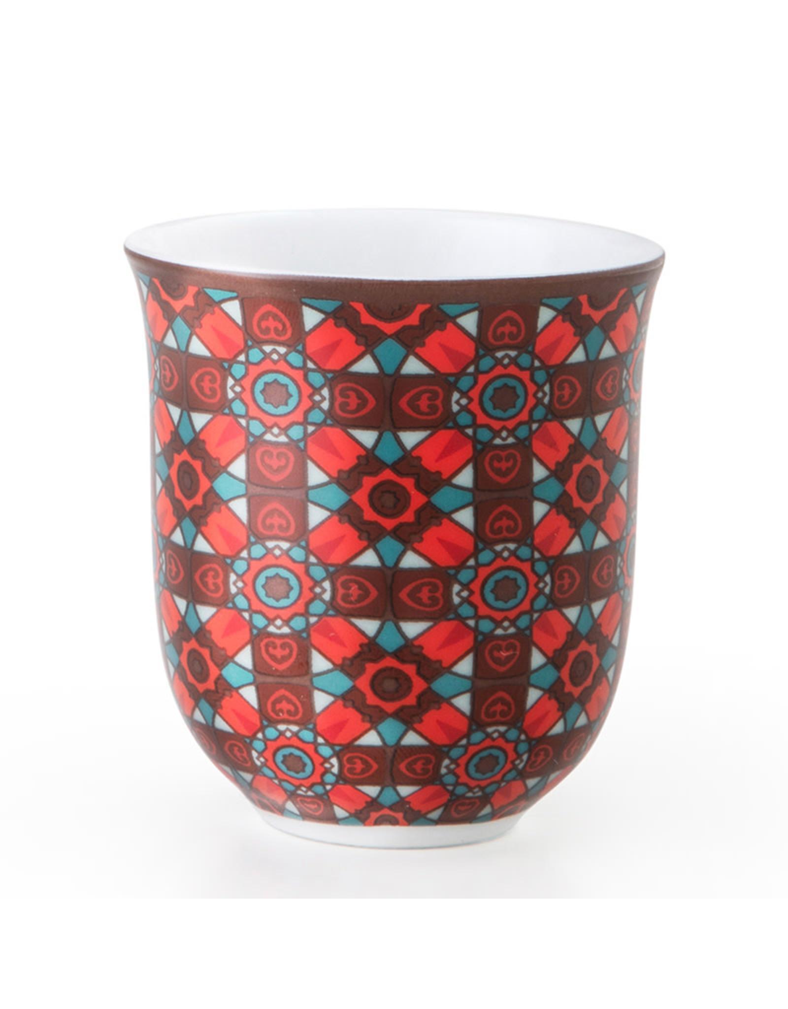 Image 'd Orient Koffiekopje 90ml Kaléa Red
