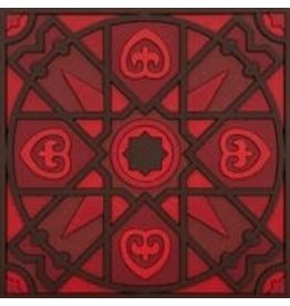Image 'd Orient Pannenonderzetter Matéa Red