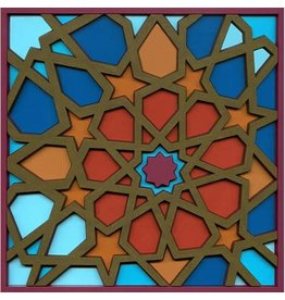 Image 'd Orient Pannenonderzetter  Moucharabieh