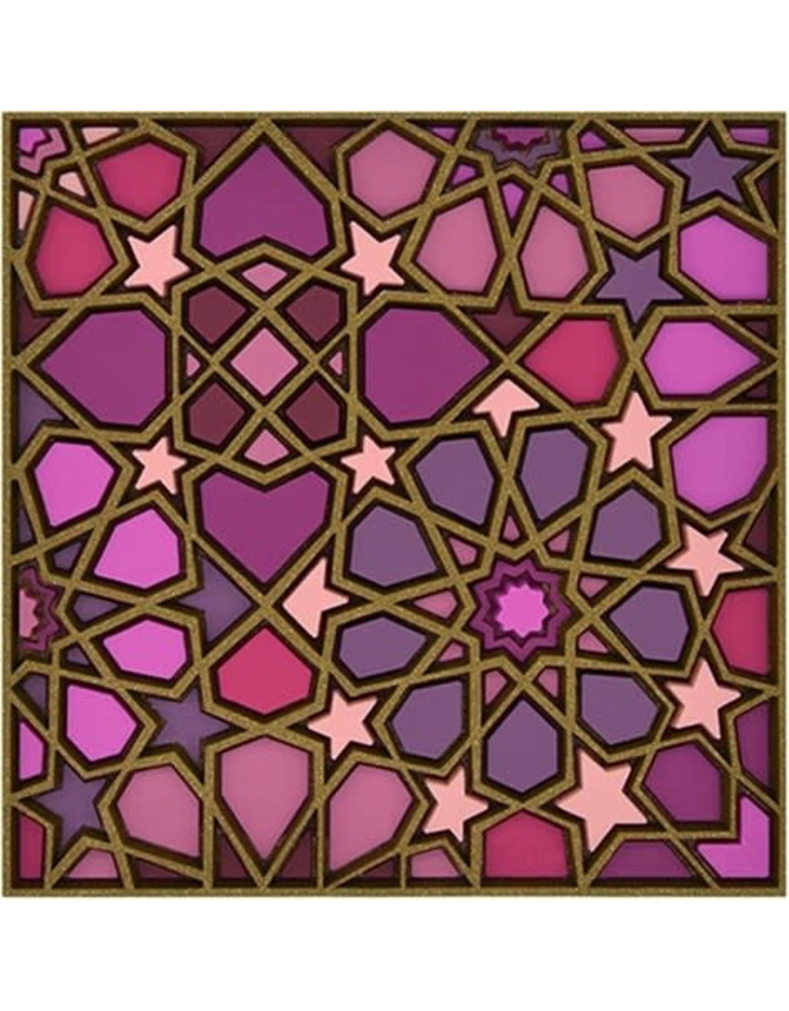 Image 'd Orient Pannenonderzetter  Moucharabieh Parme