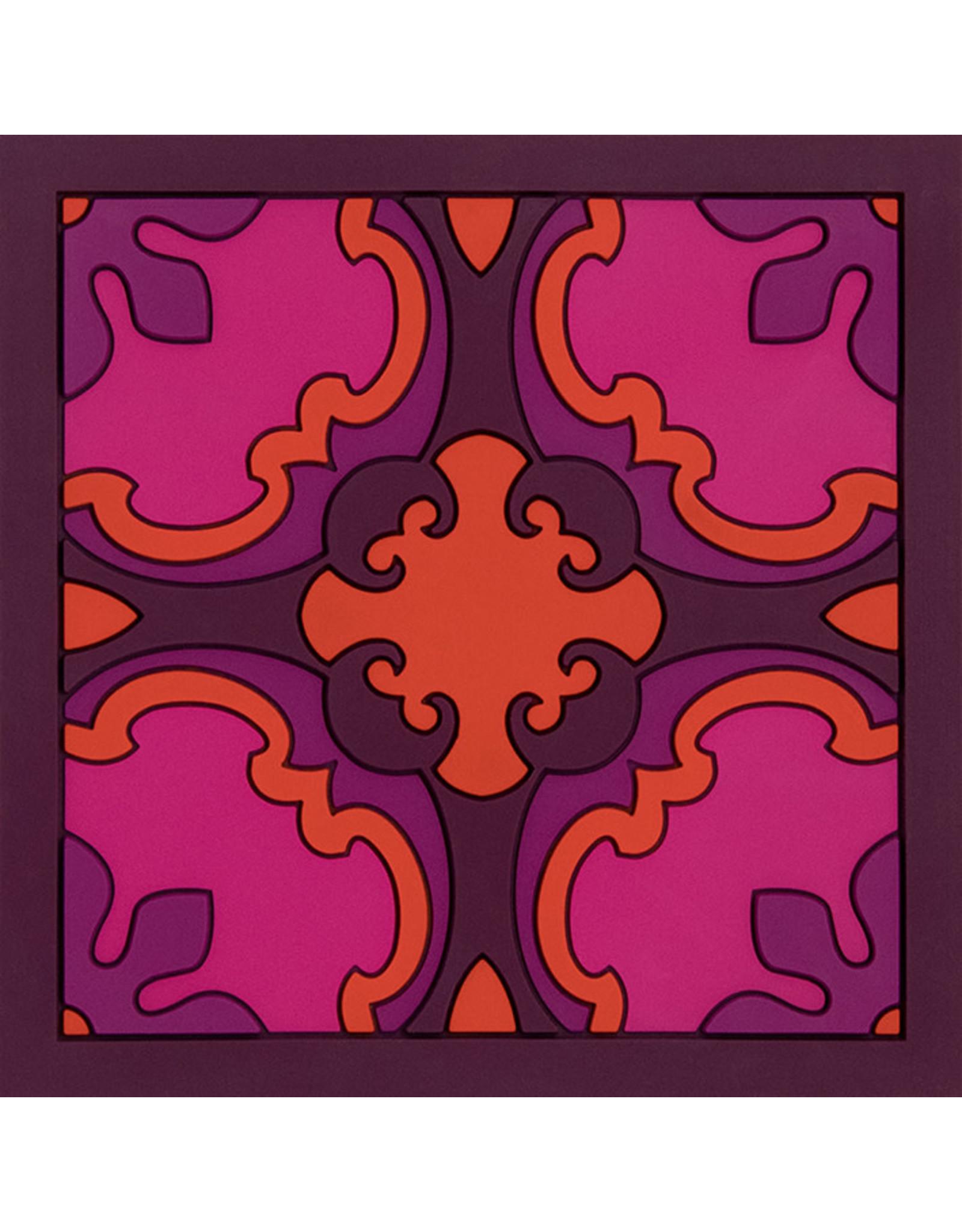 Image 'd Orient Pannenonderzetter  Sejjadeh Ruby