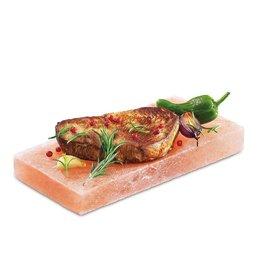 Küchenprofi BBQ-zoutsteen 10x20x2,5