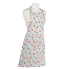 Now Designs keukenschort Flamingos