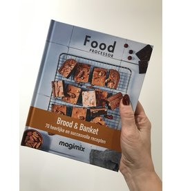 Magimix Kookboek Brood en Banket Foodprocessor