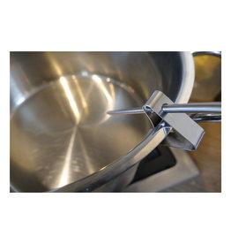 Klem / clips voor grill / braadthermometer