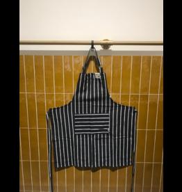 Now Designs schort Butcher Stripe