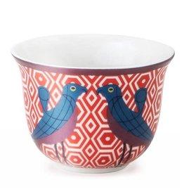 Image 'd Orient Espresso kopje 60ml Birds of Paradise
