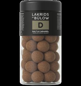 Lakrids by Bülow Regular D – SALT & CARAMEL 295gr
