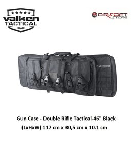 "VALKEN Airsoft Gun Bag - Double Rifle Tactical-46"""