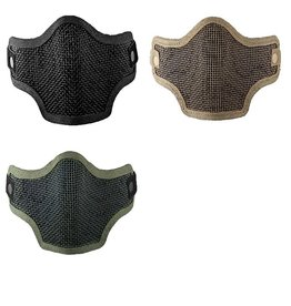VALKEN Airsoft 2G Wire Mesh Tactical Mask