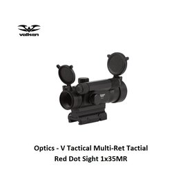 VALKEN Optics - Multi-Ret Tactial Red Dot Sight 1x35MR