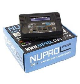 WE Batterieladegerät SM4 80W LI-FE, LI-PO, NIMH, NICD
