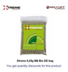 Xtreme Precision Xtreme 0,25g BB Bio DE 1 bag x 700gr