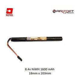 NUPROL Batterij Nuprol NiMH 8.4V 1600mah