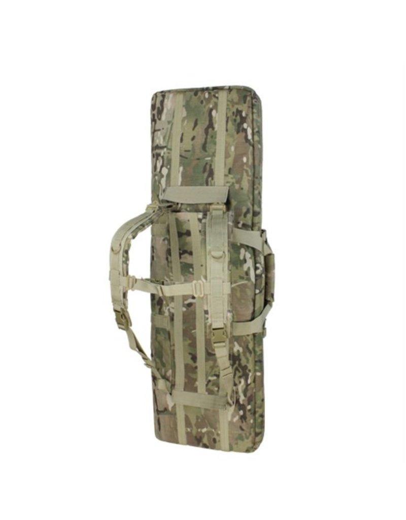 """CONDOR 42"""" Double Rifle Case - MC"""