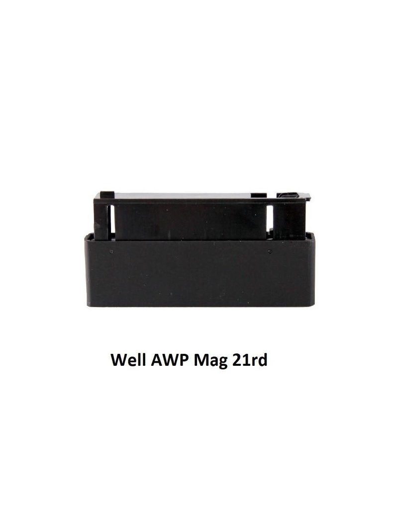 ASG Magazine for ASG AW308/L96 - 21rds