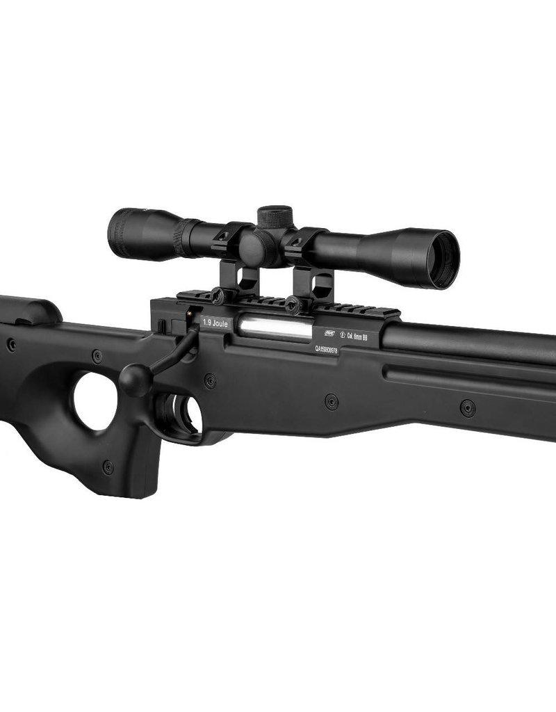 ASG ASG Sniper AW 308 + scope 4x32 + silencer + bipod