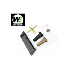 WE WE 17/18 Series CO2 Magazine (KIT - Black)