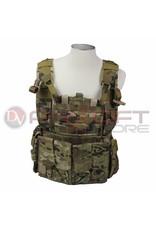 EMERSON Emerson RRV Tactical Vest W/Pouchs Set - MC