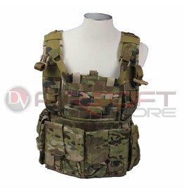 EMERSON RRV Tactical Vest W/Pouchs Set - MC