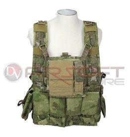 EMERSON RRV Tactical Vest W/Pouchs Set - AT-FG