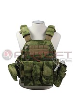 EMERSON Emerson Plate Carrier LBT style with 3 pouches - AT-FG