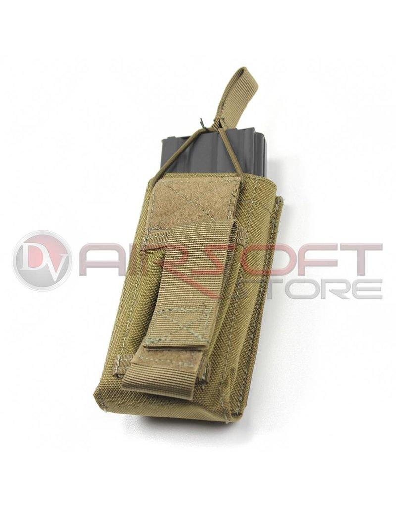 EMERSON Emerson Single Open Top Rifle & Pistol Magazine pouch