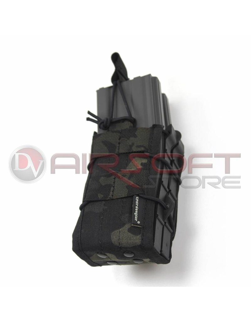 EMERSON Emerson Single Stacker Modular Mag Pouch/MC Black