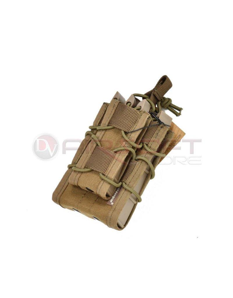 EMERSON Single Taco Rifle & Pistol Mag pouch R/CB