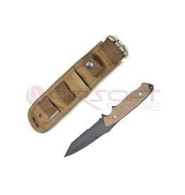 EMERSON Dummy knife + Cloth cover CB