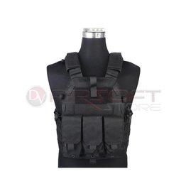EMERSON Tactical Vest with M4 pouches - BK